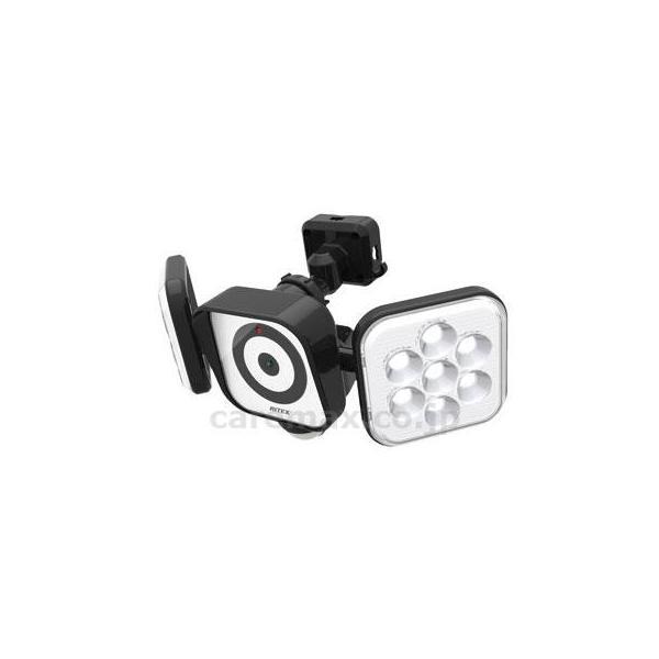 【※取り寄せ・送料別途】LEDセンサーライト防犯カメラ/C-AC81608W×2灯(cm-388353)[1台]
