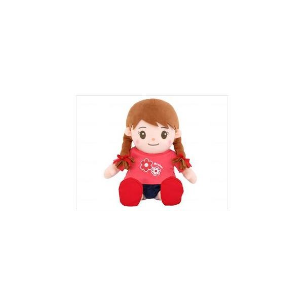 音声認識人形 おしゃべりみーちゃん/-/- MI-34052 パートナーズ(wf-966020)
