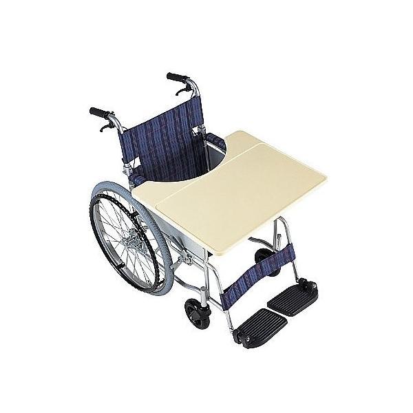 0-7421-01車椅子用テーブル【個】(as1-0-7421-01)