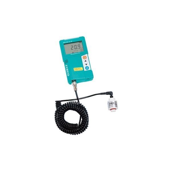 61-4669-36 酸素濃度計 JKO-25Ver3 JKO-25LJD3【1個】(as1-61-4669-36)