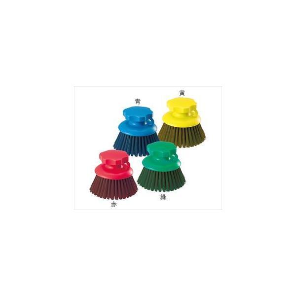 高砂61-8500-70 HPMハンド磁性ブラシ丸型 青 57075[1本](as1-61-8500-70)