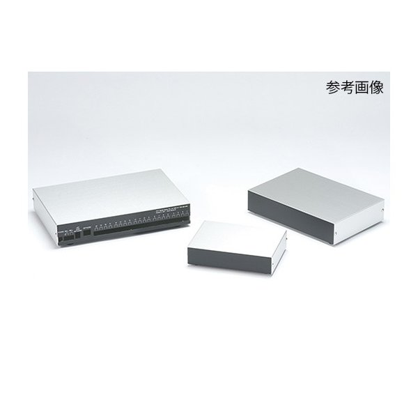 62-8330-38 YM型薄型アルミケース YM-350【1台】(as1-62-8330-38)
