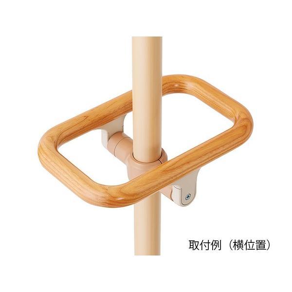 DIPPERホクメイ7-4919-01手すり角型BPE-300-30【本】(as1-7-4919-01)