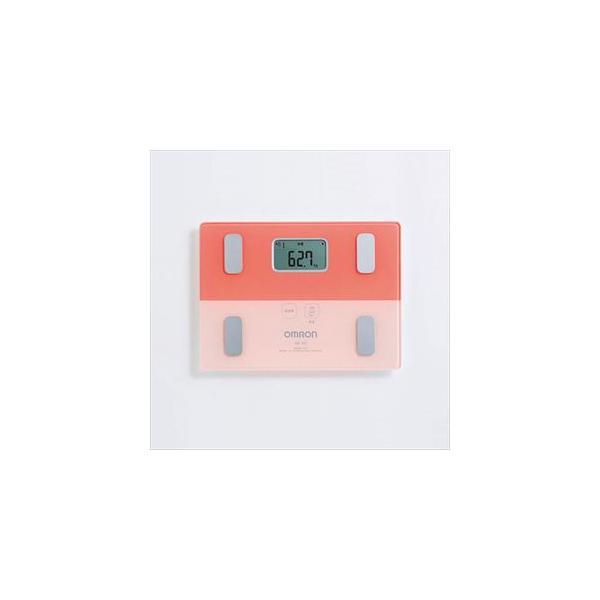 (A2982)オムロン体重体組成計カラダスキャン ピンク(オムロン)(all-a2982)