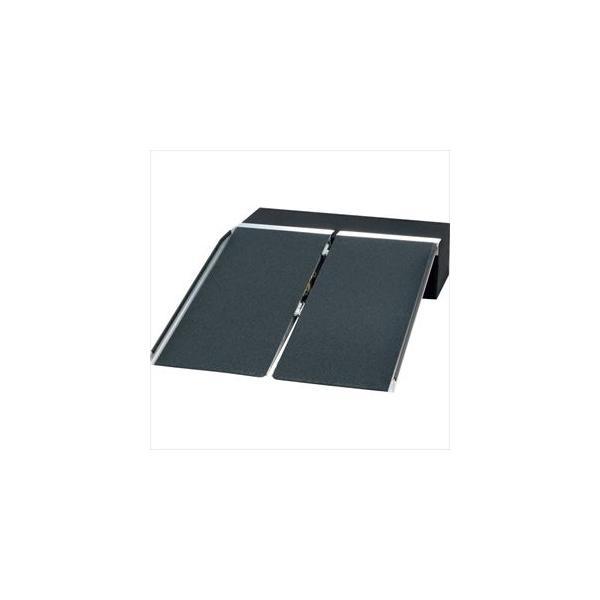 (F00813)ポータブルスロープ2折式タイプ 1.5m(F00813)(PVS150)(all-f00813)