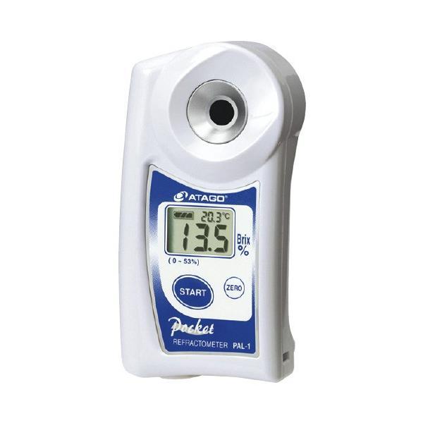 ポケット糖度計 ポケットトウドケイ PAL-1【1台単位】(10-2012-00)【1台単位】