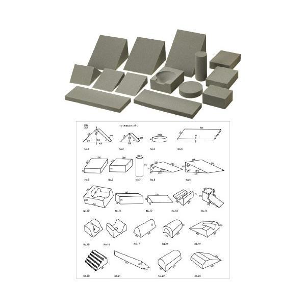 ポジショニングブロック三角楔(大) ORP-830-9(35/55/90) ポジショニングブロック(24-4803-08)【1個単位】
