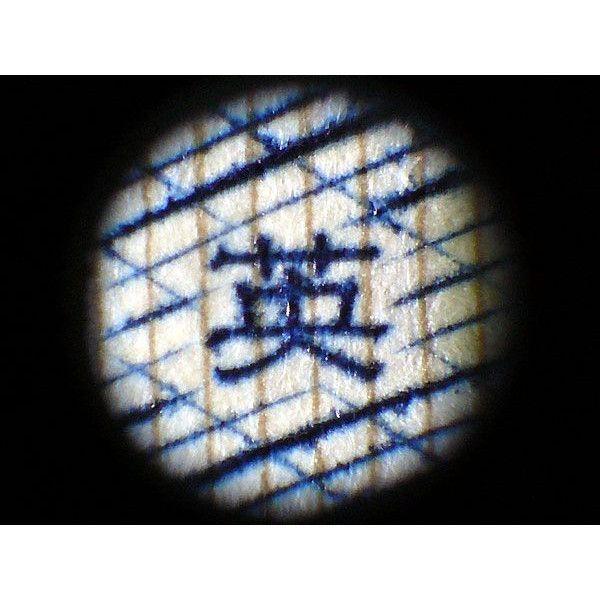LEDライト付 鑑定ルーペ ポケット顕微鏡 (30倍)  I-CG30 (CK-I-CG30) (ルーペ 拡大鏡 虫めがね LED)