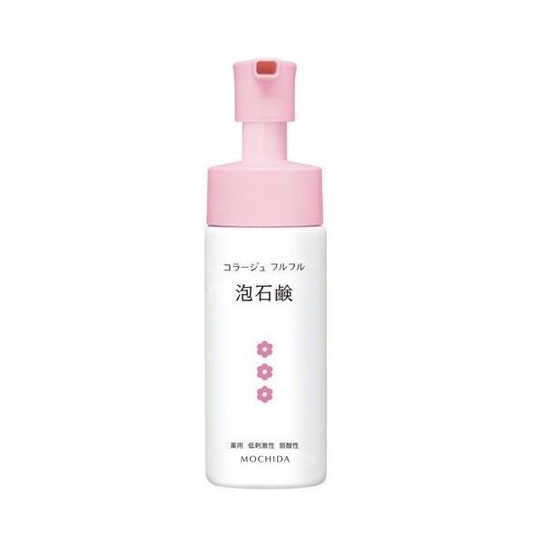 コラージュフルフル泡石鹸ピンク 150ML【医薬部外品】【持田ヘルスケア】 drug-hikari