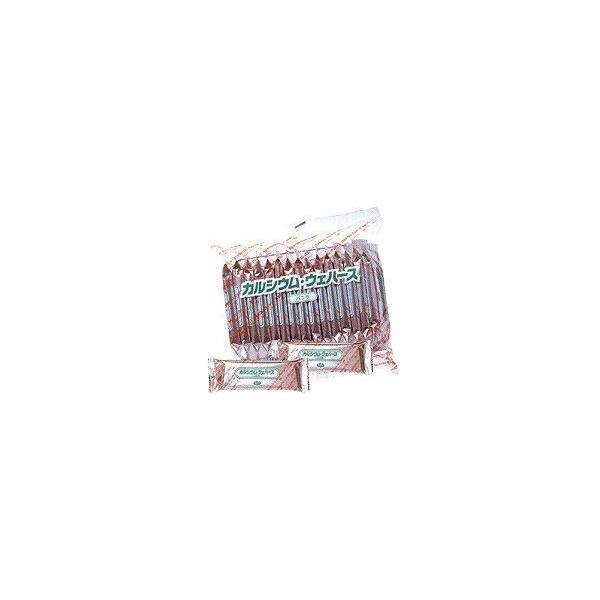【送料無料】ヘルシーフード株式会社 カルシウムウエハース バニラ 15枚 24袋 (発送までに7〜10日かかります・ご注文後のキャンセルは出来ません)