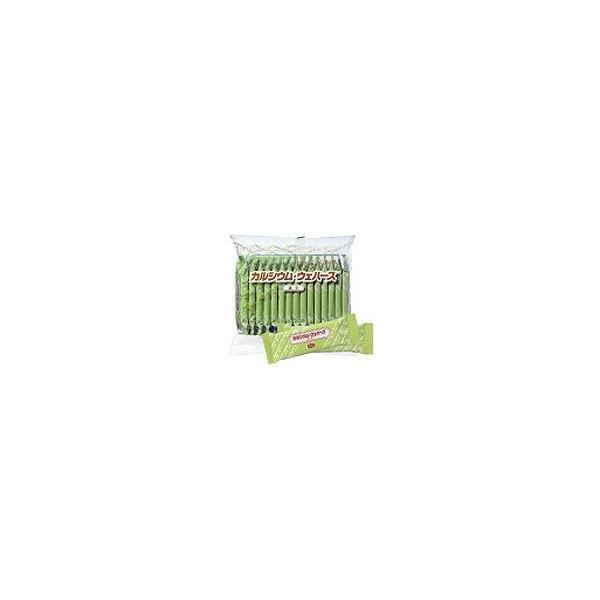 【送料無料】ヘルシーフード株式会社 カルシウムウエハース 緑茶 15枚 24袋 (発送までに7〜10日かかります・ご注文後のキャンセルは出来ません)