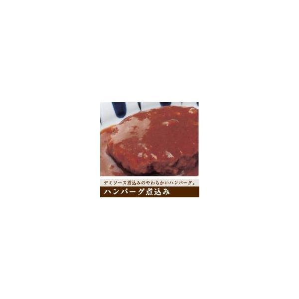アルファフーズ株式会社 UAA食品  ハンバーグ煮込み100g×50P ※需要が高まっておりますため、お届けまでお時間がかかる場合がございます※