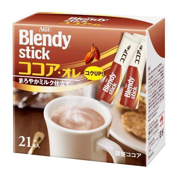味の素AGF株式会社 「ブレンディ(R)」 スティック ココア・オレ 21本×3個セット