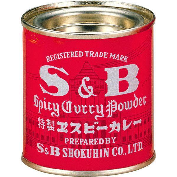エスビー食品株式会社 カレー 37g<赤缶カレー粉> ×10個セット 【■■】