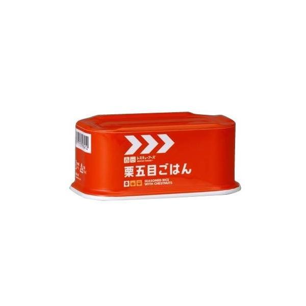 ホリカフーズ(株) レスキューフーズシリーズ ◆単品 栗五目ごはん缶(200g)×24個セット ※需要が高まっておりますためお届けまで時間がかかる場合があります