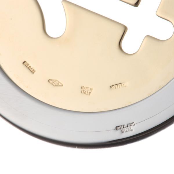 BVLGARI ブルガリ トンド 射手座 ペンダントトップ 750イエローゴールド ユニセックス 中古 (銀座店)/DH50174
