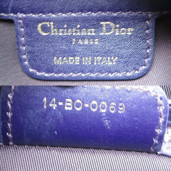 Christian Dior クリスチャンディオール メトロポール カナージュ トートバッグ M06060 BCL ハンドバッグ  (飯能本店)/DH50480