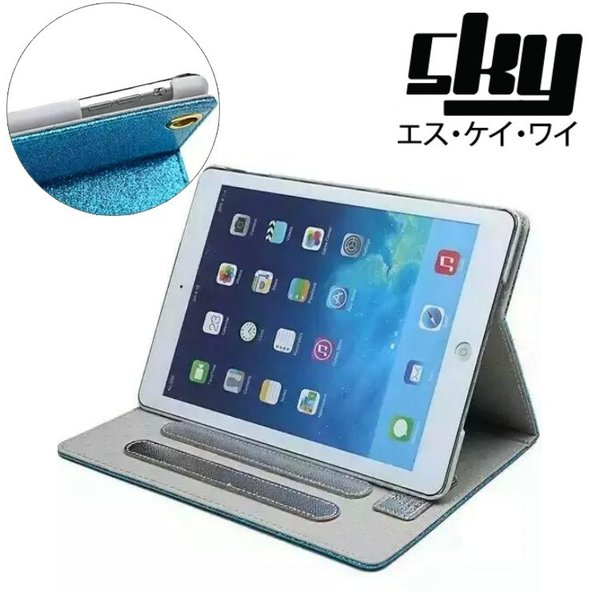【メール便 送料無料3点セット】ipad 2/3/4,ipad mini1/2/3,ipad5/air,ipad6/air2超軽量ケース スタンド機能 手帳型 ケース dsharimoto 08