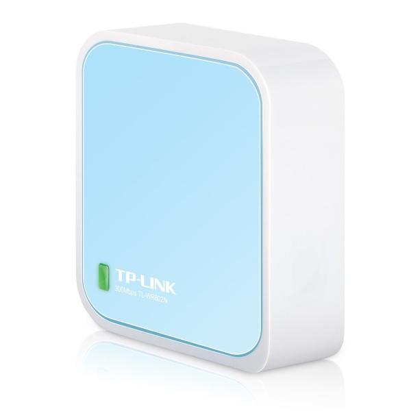 TP-Link WIFI Nano 無線LAN ルーター 11n/g/b 300Mbps 中継機 子機 ホテル WiFi USB給電型 ブリッジ APモード 3年保証 TL-WR802N|dshop-y