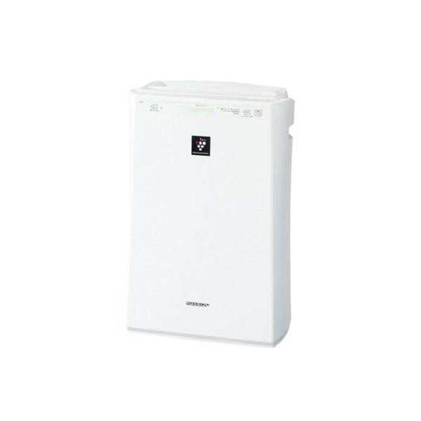 RoomClip商品情報 - シャープ 空気清浄機 プラズマクラスター搭載 ホワイト FU-E51-W