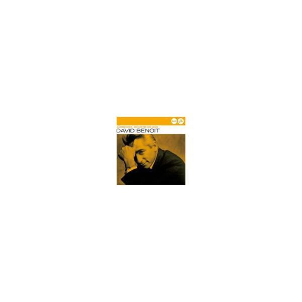 輸入盤 DAVID BENOIT / JAZZ CLUB : MASTERPIECES ? BEST OF THE GRP YEARS [CD]