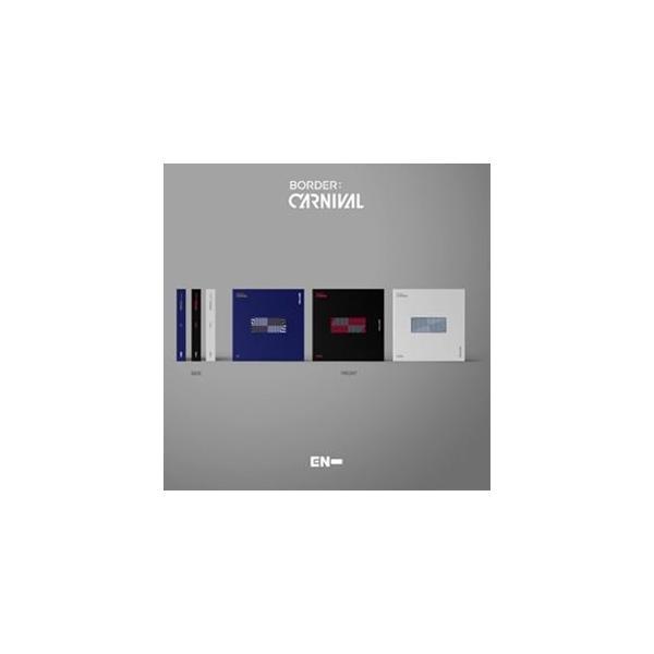 輸入盤ENHYPEN/2NDMINIALBUM:BORDER:CARNIVAL CD