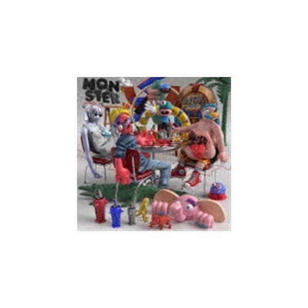 TENDOUJI / MONSTER [CD]