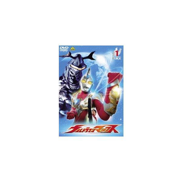 ウルトラマンマックス1 DVD