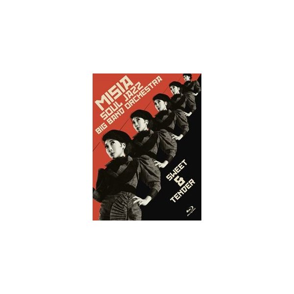 MISIASOULJAZZBIGBANDORCHESTRASWEET&TENDER Blu-ray