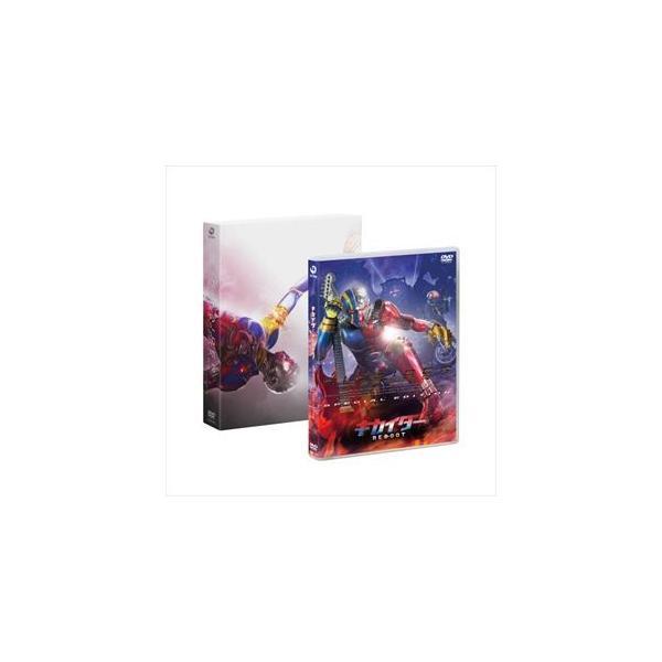 キカイダーREBOOTDVDスペシャル・エディション DVD