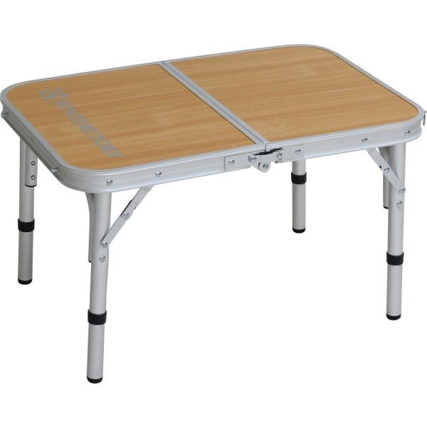 テントファクトリー デュアルフォールディングテーブル6040M ナチュラル|dstyleshop