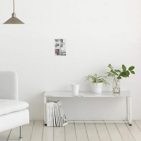 テーブル ローテーブル シンプル おしゃれ ルームアンドホーム スカンテーブル1000 100 X 40 X 35cm|dstyleshop|14