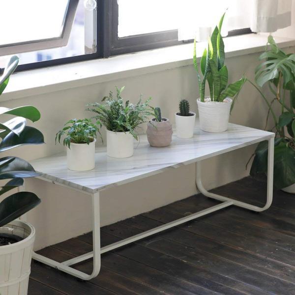 テーブル ローテーブル シンプル おしゃれ ルームアンドホーム スカンテーブル1000 100 X 40 X 35cm|dstyleshop|15