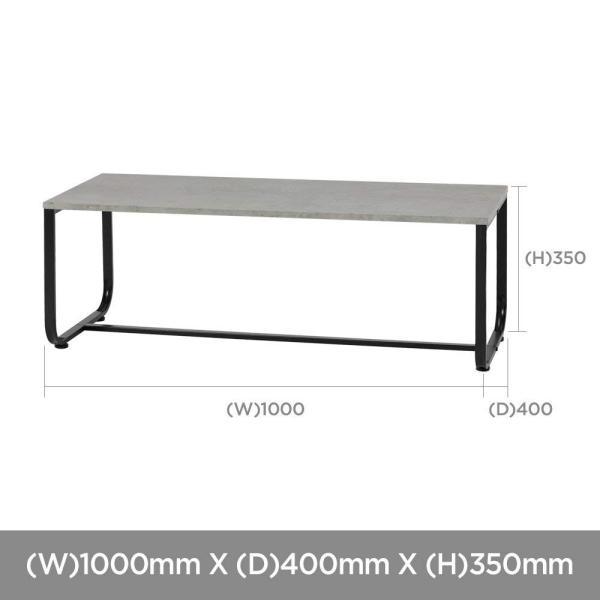 テーブル ローテーブル シンプル おしゃれ ルームアンドホーム スカンテーブル1000 100 X 40 X 35cm|dstyleshop|16