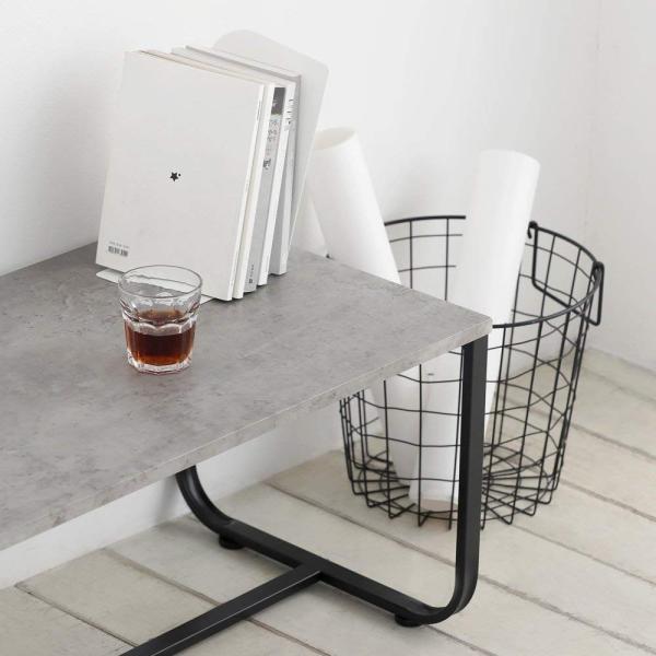 テーブル ローテーブル シンプル おしゃれ ルームアンドホーム スカンテーブル1000 100 X 40 X 35cm|dstyleshop|07