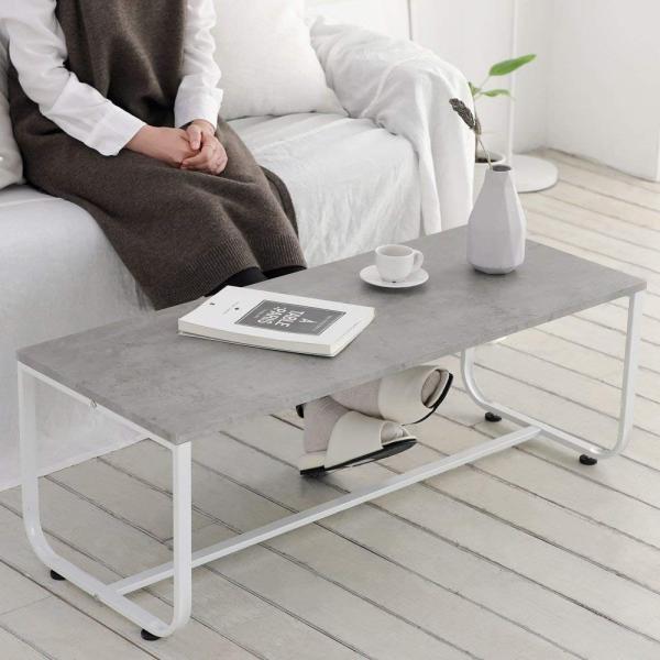テーブル ローテーブル シンプル おしゃれ ルームアンドホーム スカンテーブル1000 100 X 40 X 35cm|dstyleshop|10