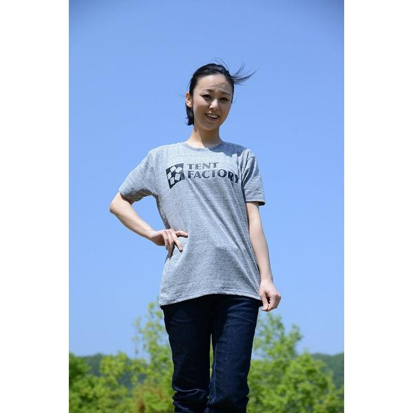 テントファクトリー × シールズ Tシャツ コラボ クルーネック|dstyleshop|04