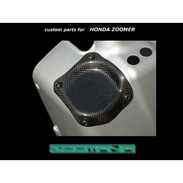 [ZOOMANIA] ズーマニア ズーマー用メーターマウントver,1 カーボン ducacraft 02
