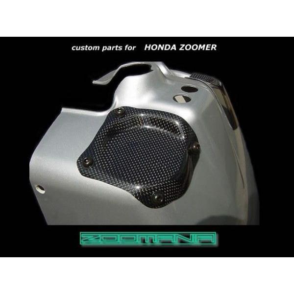 [ZOOMANIA] ズーマニア ズーマー用メーターマウントver,1 カーボン ducacraft 03