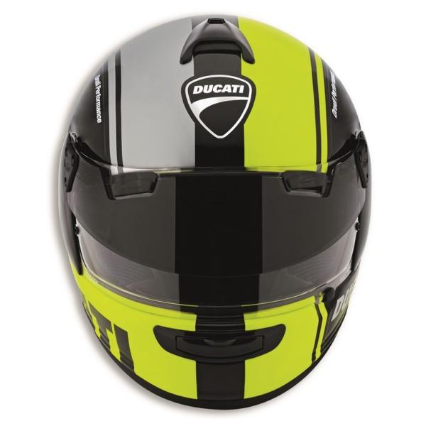 ★SALE対象20%OFF★Ducati HV-1 Pro フルフェイスヘルメット サイズL (with Arai)|ducatiosakawest|02