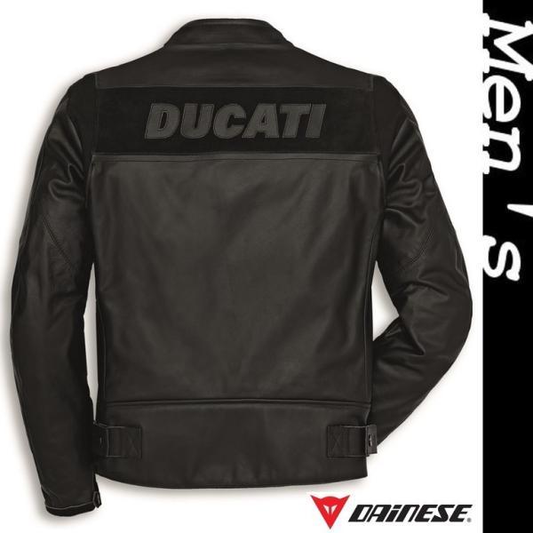 ★Ducati C2 レザージャケット 黒 メッシュタイプ サイズ50 (with DAINESE)|ducatiosakawest
