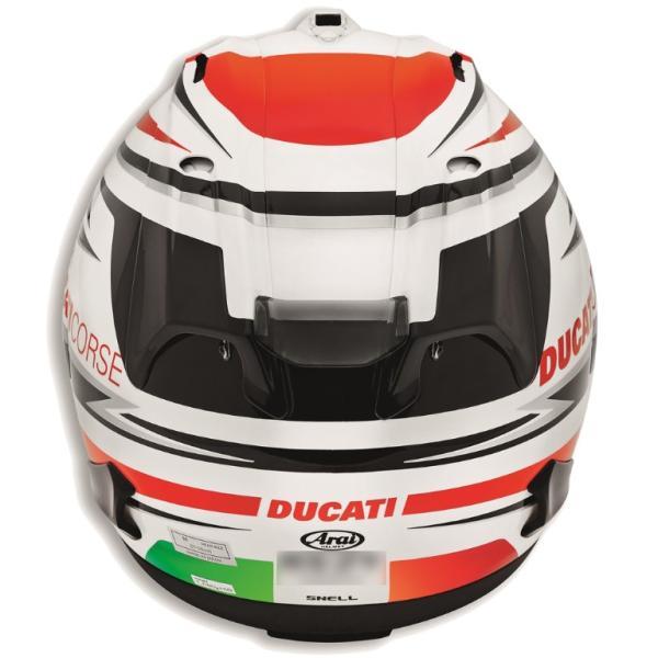 ★Ducati Corse Speed フルフェイスヘルメット サイズM (with Arai)|ducatiosakawest|03