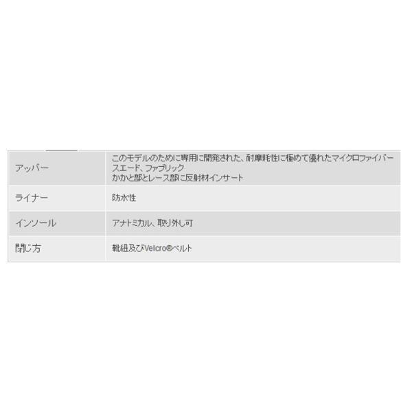 ★Ducati C3 テクニカルブーツ サイズ41 (with TCX) ducatiosakawest 03