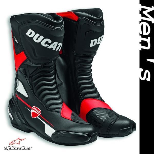 ★Speed Evo C1 WP スポーツツーリングブーツ サイズ43 (with Alpinestars) ducatiosakawest
