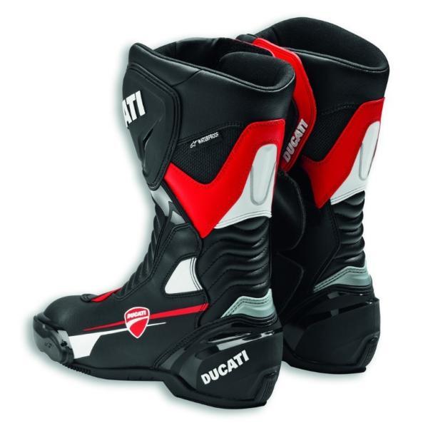 ★Speed Evo C1 WP スポーツツーリングブーツ サイズ43 (with Alpinestars) ducatiosakawest 02