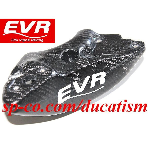 EVR DUCATI 916/996/998用カーボンウォータータンク イタリア製ドライカーボンVer.2 996R/998R/748R|ducatism|02