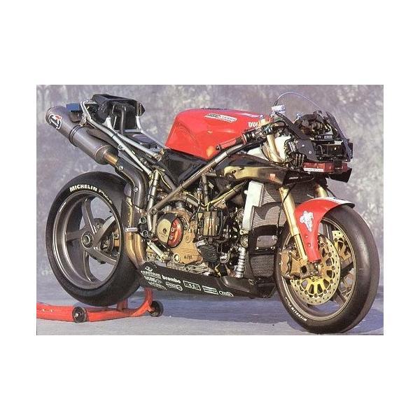 EVR DUCATI 916/996/998用カーボンウォータータンク イタリア製ドライカーボンVer.2 996R/998R/748R|ducatism|04