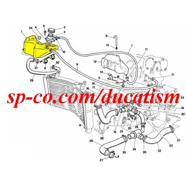 EVR DUCATI 916/996/998用カーボンウォータータンク イタリア製ドライカーボンVer.2 996R/998R/748R|ducatism|10