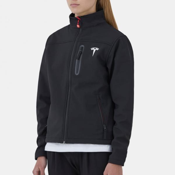 Tesla Motors テスラ モーターズ 純正 Women's Corp Jacket  ウィメンズ コーポレーションジャケット レディース|ducatism|07