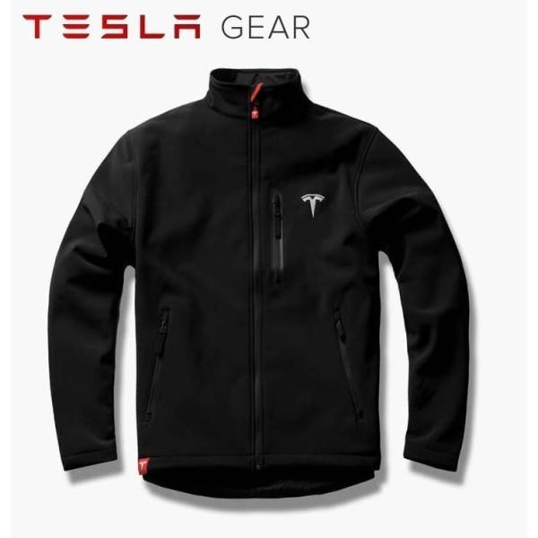 Tesla Motors テスラ モーターズ 純正 Men's Corp Jacket メンズ コーポレーションジャケット|ducatism